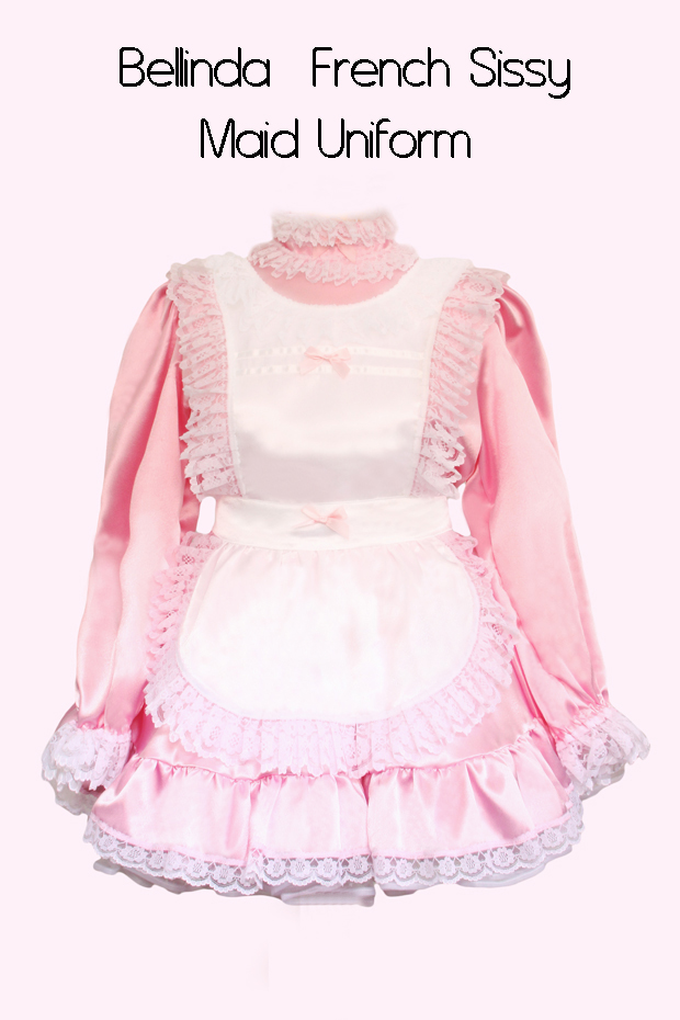 bellinda french sissy maid uniform