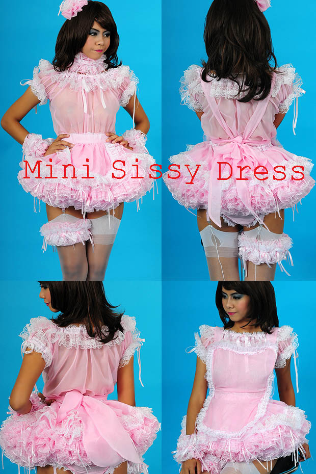 mini sissy dress
