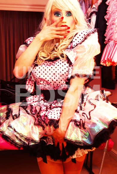 Sissy Maid Penny Arcade